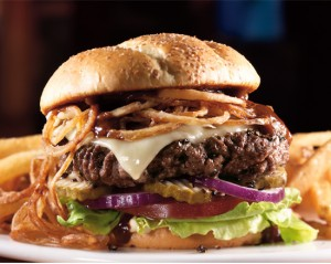 Applebee's Steakhouse Burger